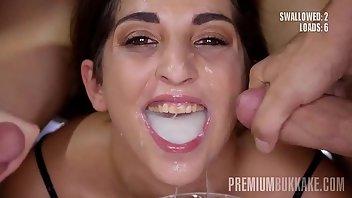 Close up shaved vagina